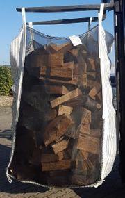 Big Bag für Brennholz