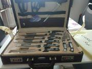 Carl Weil 24 Teilen Messerset