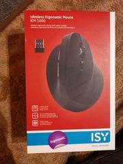 ISY Funkmaus IEM-1000 Black