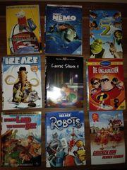 26 Kinderfilme auf DVD in
