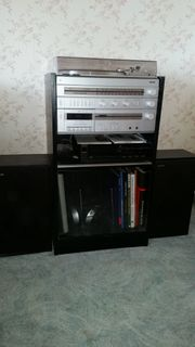 Hifi Stereoturm mit CD Philips