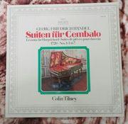 Schallplatte Georg Friedrich Händel Suiten