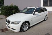 BMW 318d M-Paket Alpinweiß