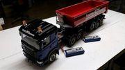 RC-Modellbau Scania Truck 6x6 Tamiya