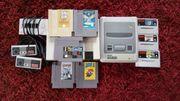 Nintendo NES und SNES