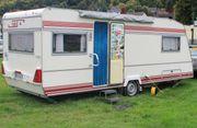 Wohnwagen gebraucht BEISL vom Bayerischen