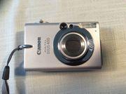 Canon Digital IXUS 400 Digitalkamera