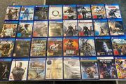 PlayStation Spiele Games PS4 PS5
