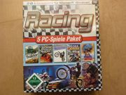 PC Spielepaket Racing Motocross Traktor
