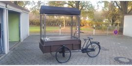 Coffe bike food bike