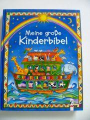 Meine große Kinderbibel neuwertig