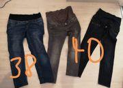 Schwangerschaftskleidung Gr 38 u 40