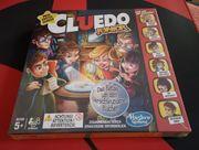Hasbro Gaming Cluedo Junior Brettspiel