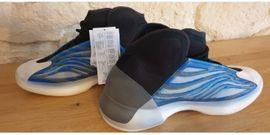 Schuhe, Stiefel - Adidas Yeezy QNTM Frozen Blue