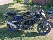 Hyosung GT250 Motorrad