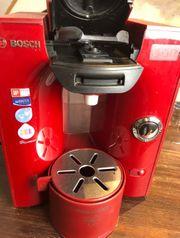 Bosch Tassimo Kaffeemaschine inkl tabs