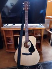Biete ein neuw Gitarre Yamaha