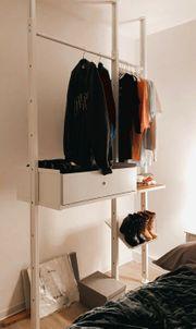 offener Kleiderschrank Elvarli von IKEA