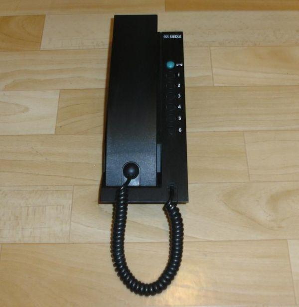 SSS SIEDLE Haustelefon HT 611-01