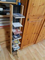 Regal für CD mit DVD
