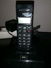 AEG Festnetz Telefon Stylo 205