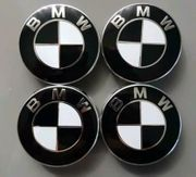 4x BMW Felgendeckel Nabendeckel Nabenkappen
