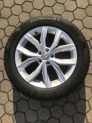 Ganzjahresräder Winterräder Sommerräder Leichtmetallfelgen VW