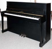 Klavier Kawai E-200 schwarz matt
