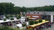 Trödelmarkt jeden Sonntag
