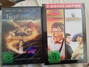 OVP DVDs Tintenherz Agentenschreck verrückter