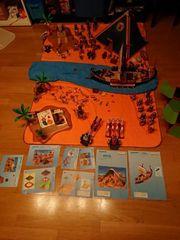 Playmobil Ägypter und Römer großes