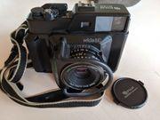 analoge Mittelformatkamera Fuji GS645s prof