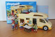 Playmobil Wohnwagen 3647 mit viel