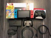 Nintendo Switch mit 1 Spiel