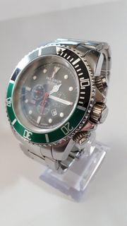 Armbanduhr Chronograph 55 mm Insignium
