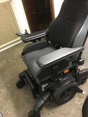 Rollstuhl Sopur Jive M2 Elektorrollstuhl