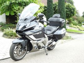 Bild 4 - Motorrad BMW K1600 GTL - Sulz
