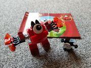 Lego 41501 Vulk 41504 Seismo