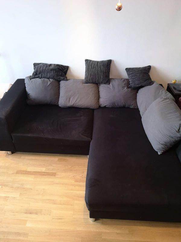 Sofa Mit Recamire Gebraucht 230 X 190 In Berlin Polster
