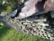Verkaufe trockenes Buchenbrennholz