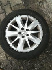 Renault Alufelgen 225 55R17
