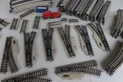 Märklin Gleise Schienen Weichen Lokomotive