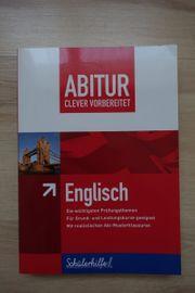 Englisch Buch Abitur Clever vorbereitet