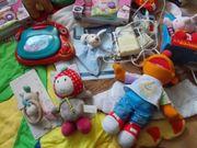 Krabbeldecken Baby Kinder Spielzeug teilweise