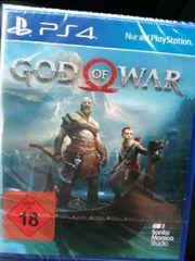 God of War PS4 NEU