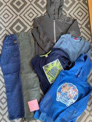 Kleidungsset Jungs Gr 140