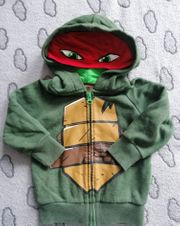 Sweat Jacke Ninja Turtle