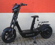 Bossman XL 1500 Forca Radnabenantrieb