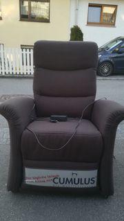 Ruhe und Aufsteh Sessel