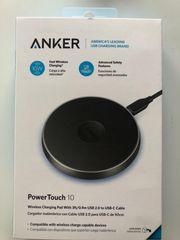 Anker PowerTouch 10 Drahtloses Schnellladegerät